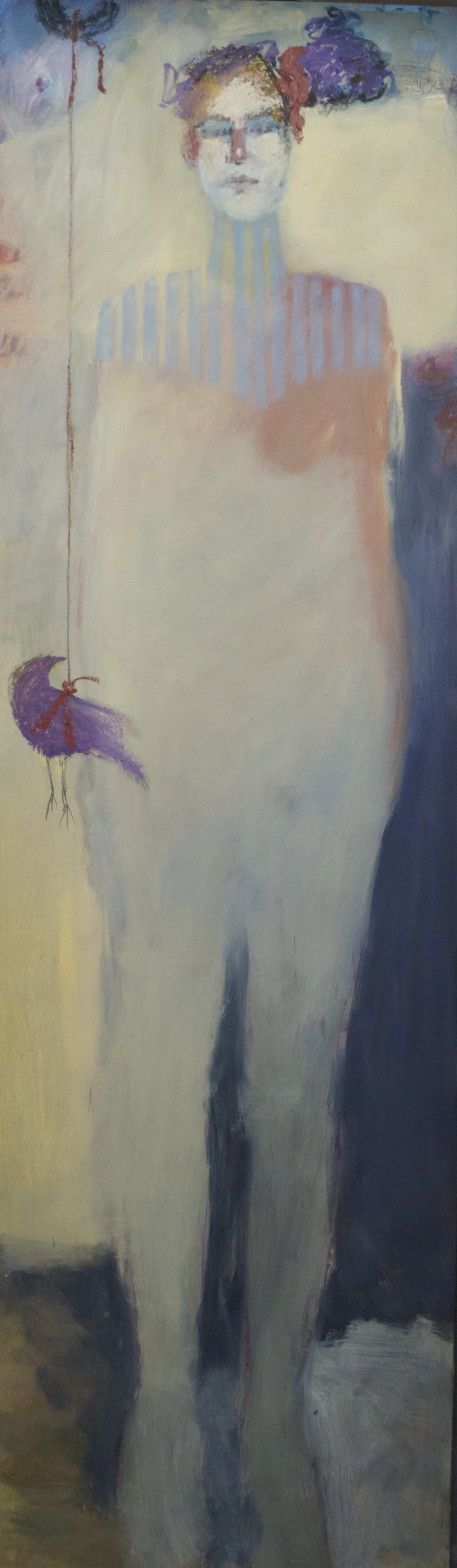 Crossing the high wire….. - Harriet Marshall Goode